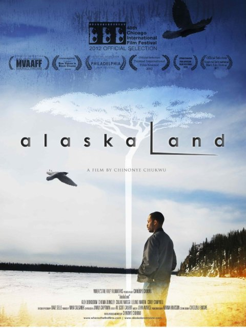 Poster for the Film AlaskaLand