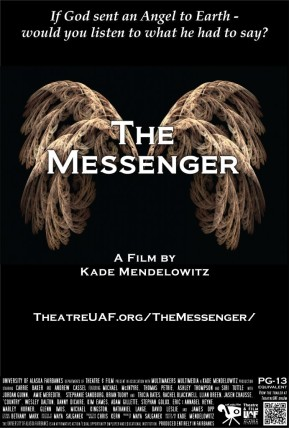 Movie poster for The Messenger - a film by Kade Mendelowitz