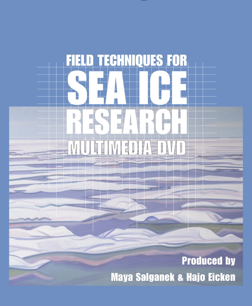 Multimedia DVD which synthesizes best practices for studying Sea Ice at a critical time of climate change.