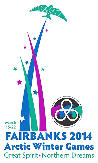 Arctic Winter Games Logo 2014