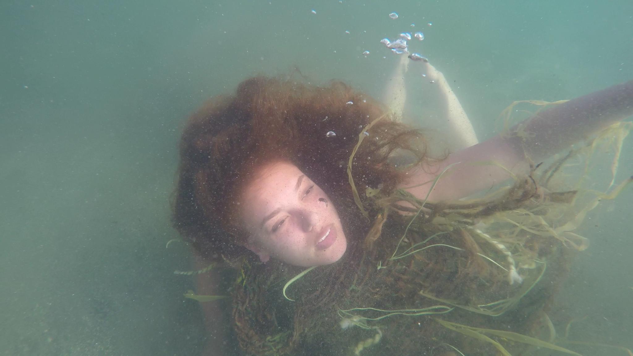 Still-BODIES OF WATER Film - LEONA underwater
