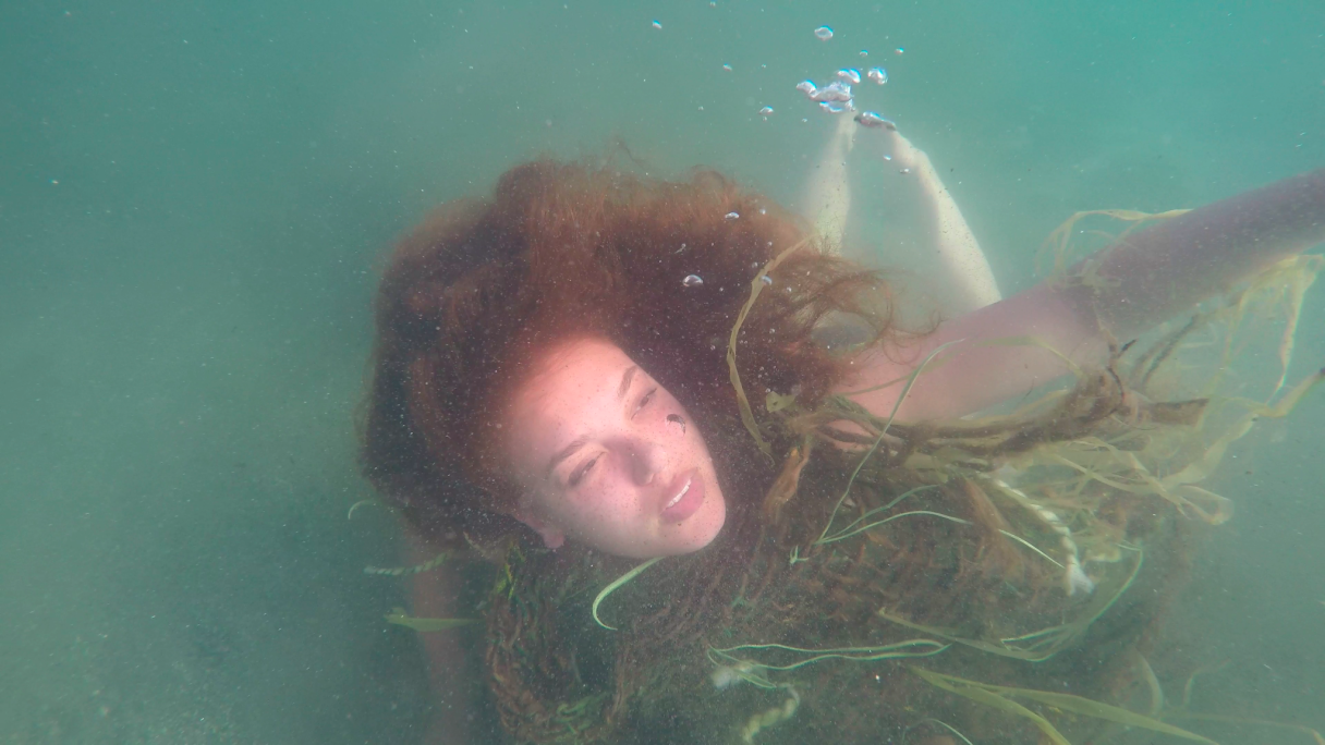 Still-BODIES OF WATER Film - LEONA underwater